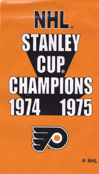 philadelphia flyers stanley cup champions 3x5 banner